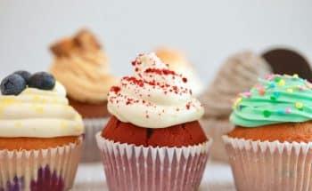 A melhor massa de cupcake