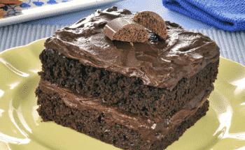 O mais gostoso bolo gelado de suflair