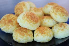 Pãozinho de tapioca sem glúten