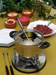 fondue de carne