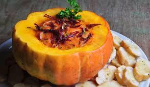 Carne seca na moranga com 8 ingredientes