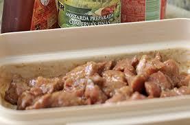 Tempero caseiro para receitas com carne de porco