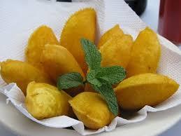Comida mineira - Pastel de Angu