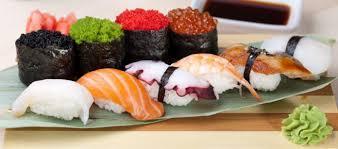 Comida japonesa nomes e o que é