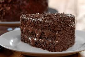 Bolo de chocolate simples e fofinho - O mais gostoso!