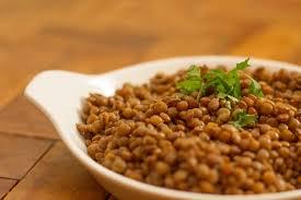 como fazer lentilha
