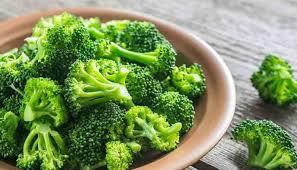 brócolis ao vapor muito rápido e pratico