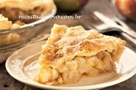 Torta de maçã em 40 minutos