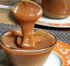Doce de leite caseiro com chocolate