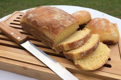 Pão de fubá