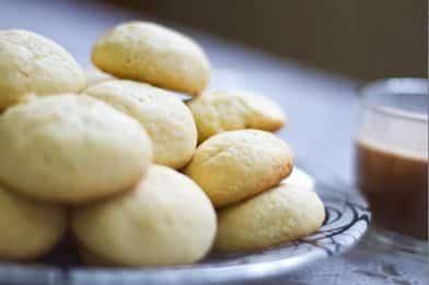 Receita de biscoito de leite condensado que derrete na boca