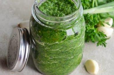 Tempero de cheiro verde