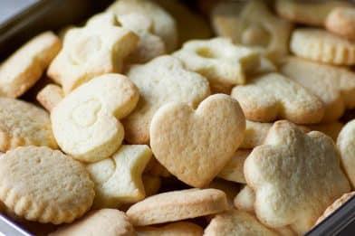 Melhor receita de biscoito de farinha de trigo