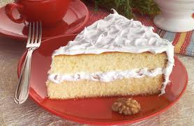 Marshmallow para bolo