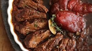 Carne assada de panela simples
