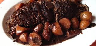 Carne assada na panela de pressão em 3 passos