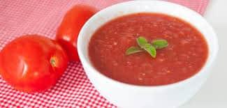Molho de tomate caseiro - Delicioso!