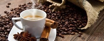 Delicioso café com canela
