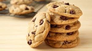 Receita de cookies em 5 passos