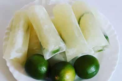 Geladinho de limão