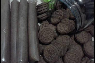 Dindin de biscoito