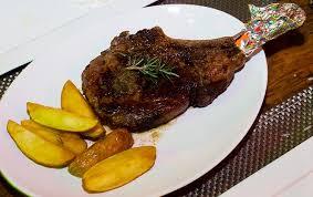 Receita de carne angus com batatas