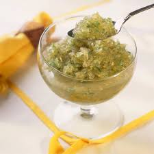 doce de mamão verde
