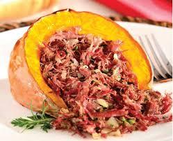 carne seca na moranga