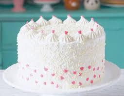 Glacê para confeitar bolo