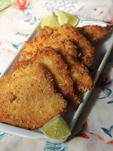 Tempero para peixe frito