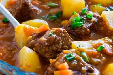 A melhor receita de carne com batata