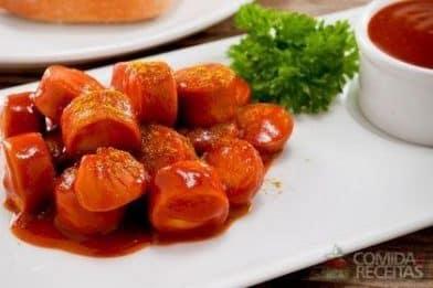 Molho de salsicha