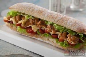 Molho para sanduíche