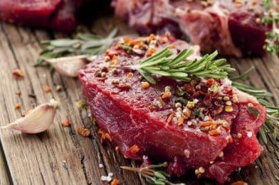 Tempero para carnes em geral