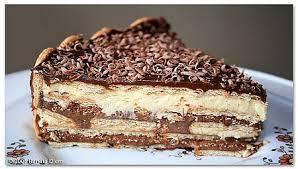 Pavê de chocolate prático e delicioso