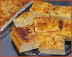 Pudim de pão prático e saboroso