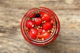 Receita de pimenta em conserva caseira