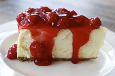 Cheesecake receita original