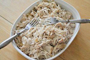 Como cozinhar frango no microondas