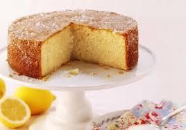 A melhor receita de bolo de limão