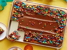 Receita de bolo de aniversário especial