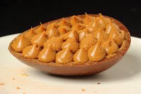 Receita deliciosa de recheio de ovo de páscoa