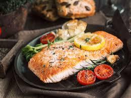 peixe grelhad