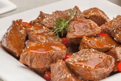 Carne de panela simples e deliciosa