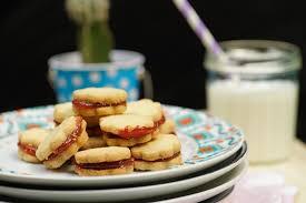 A melhor receita de biscoito amanteigado com goiabada