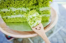 bolo de limão verde