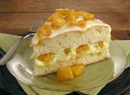 Receita de bolo de abacaxi refrescante