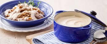 Receita de molho branco com creme de leite fácil