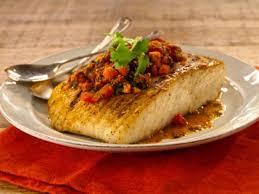 O melhor peixe grelhado simples