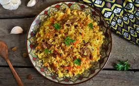 Deliciosa receita de arroz a grega